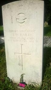Bailey grave
